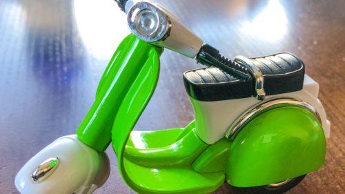 原付バイクのイメージ