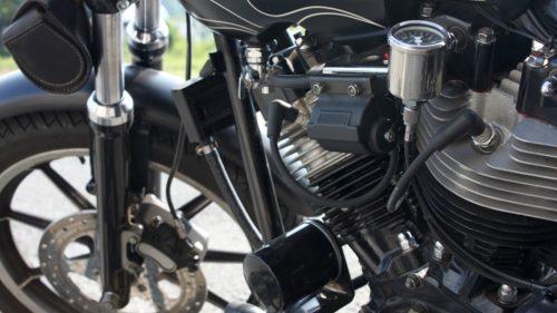 オートバイのイメージ画像
