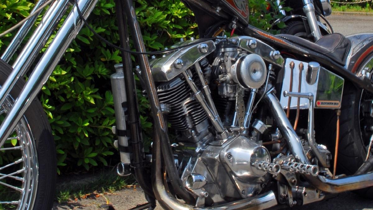 カスタムバイク画像