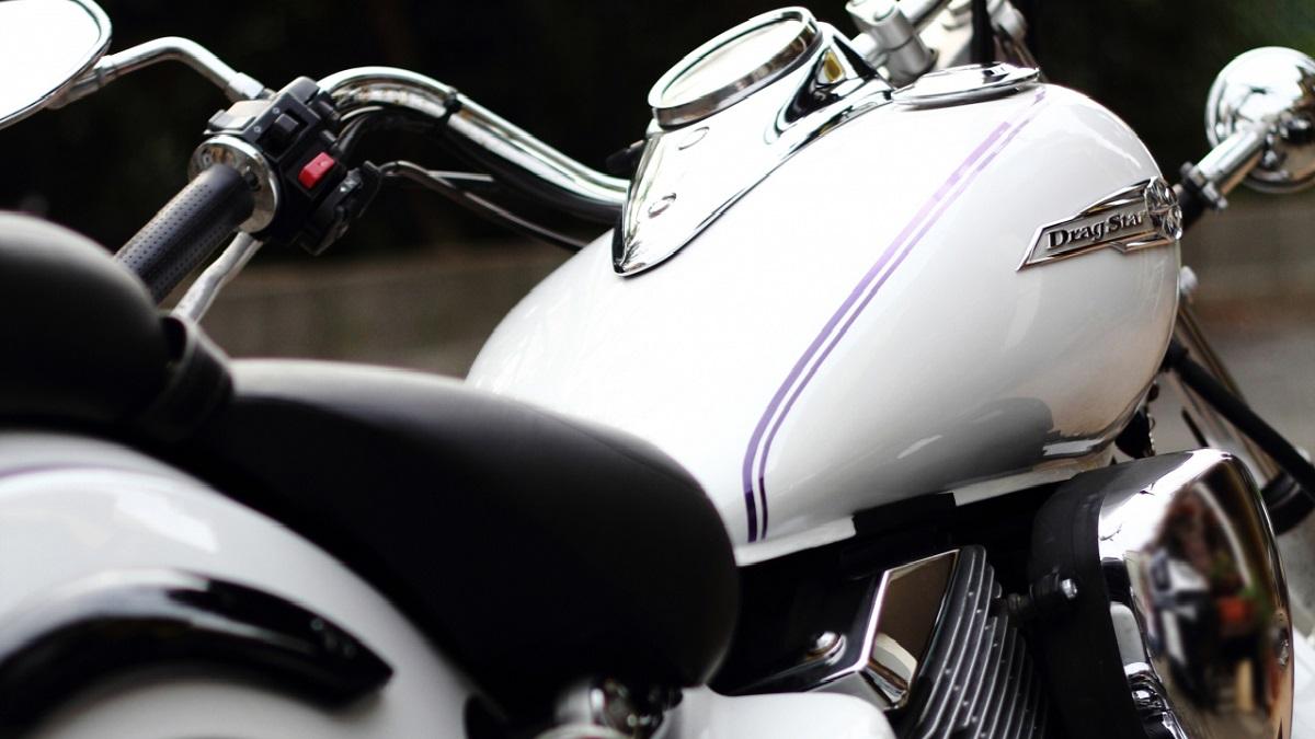 中型バイクの画像