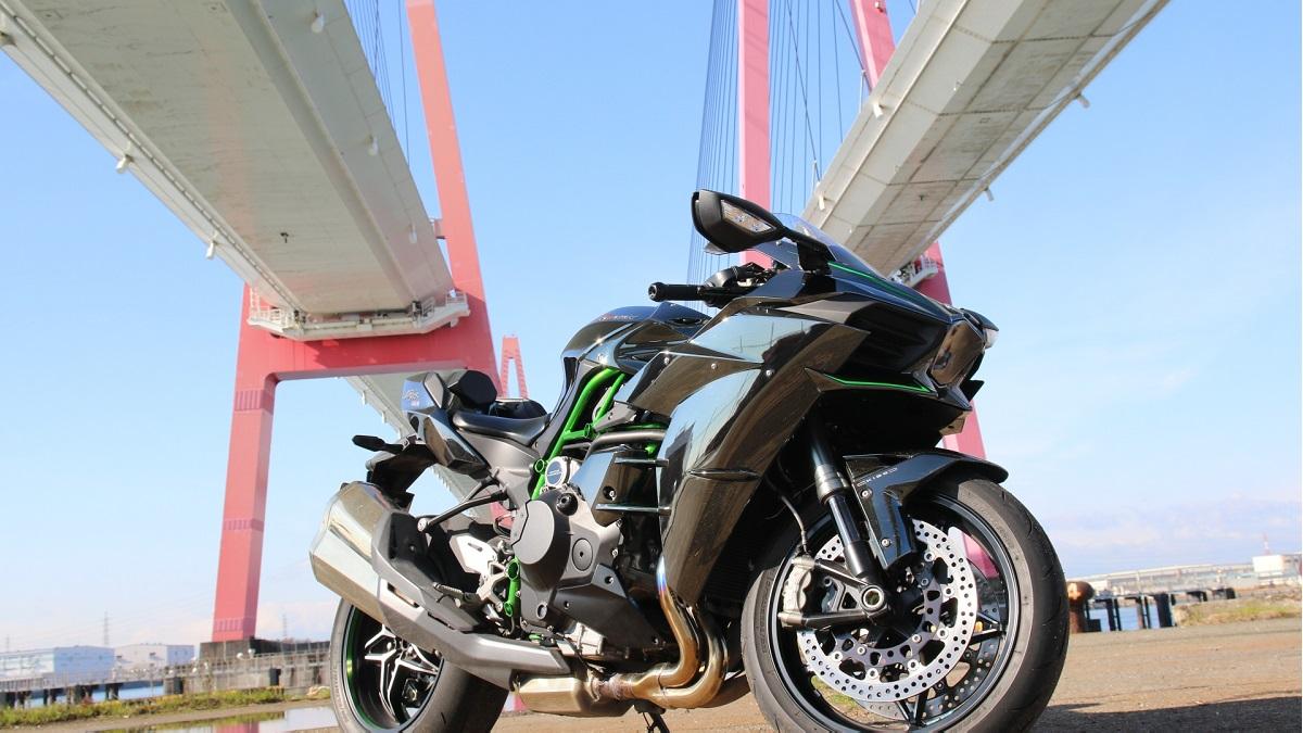 大型バイクのイメージ画像