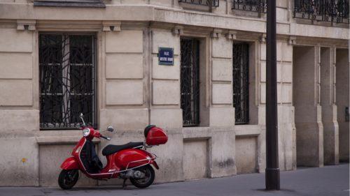 AT限定小型バイクの画像