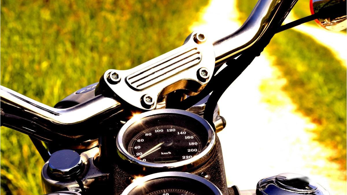 バイクの納車