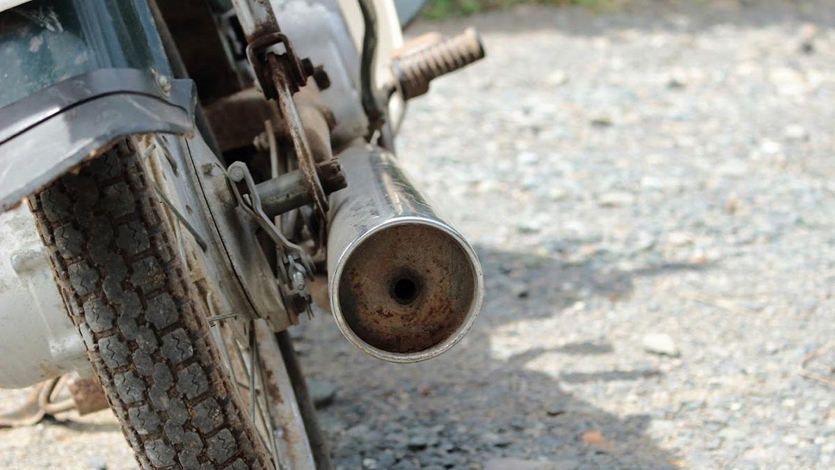 放置バイクの簡単な処分