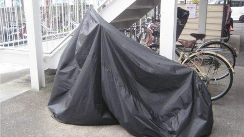 バイクカバーの選び方