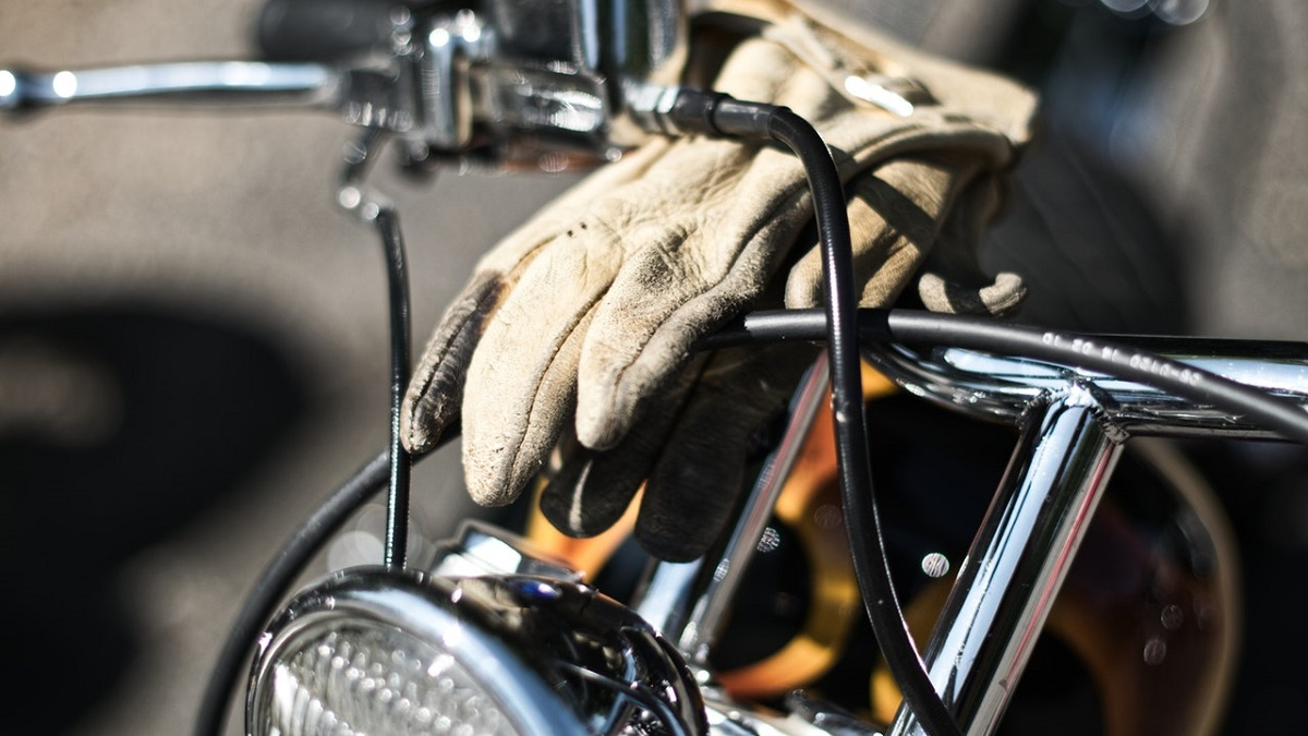 芸能人とバイク