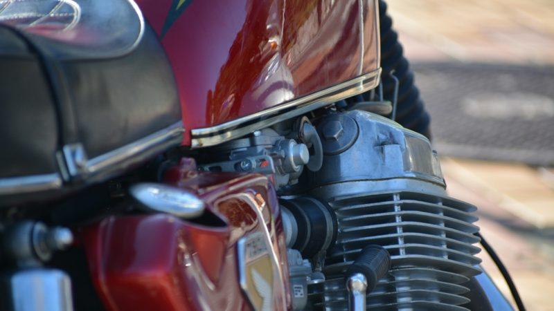初心者は旧車のバイクは避ける