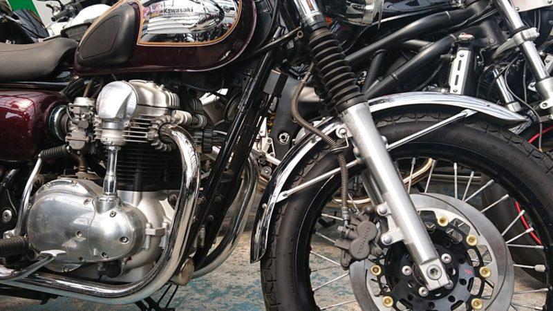 中古バイクの納車日数
