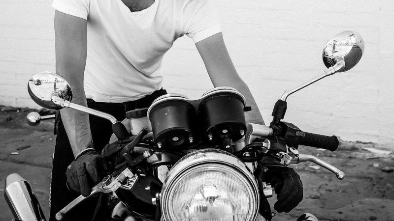 バイクのスタイルは個人の自由