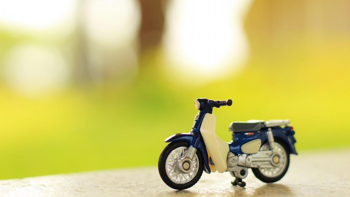 原付バイクの年間維持費はいくら?【50㏄と125㏄の試算結果】