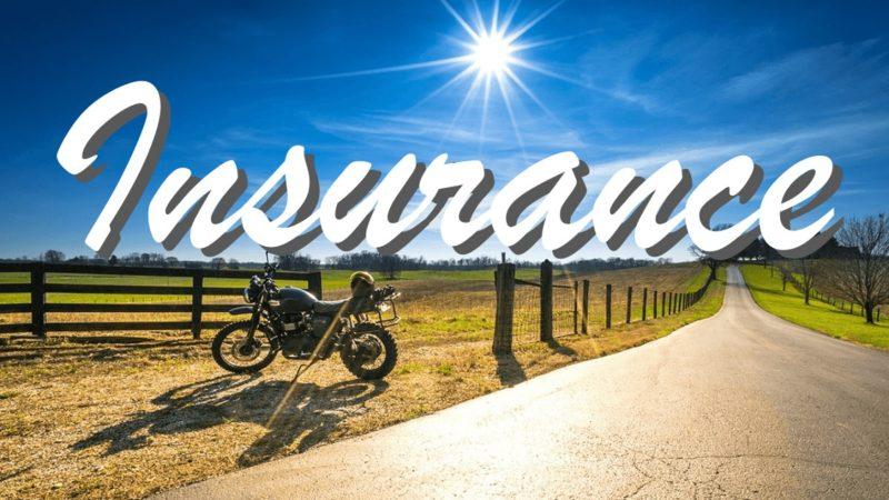 バイクの保険のノウハウガイド
