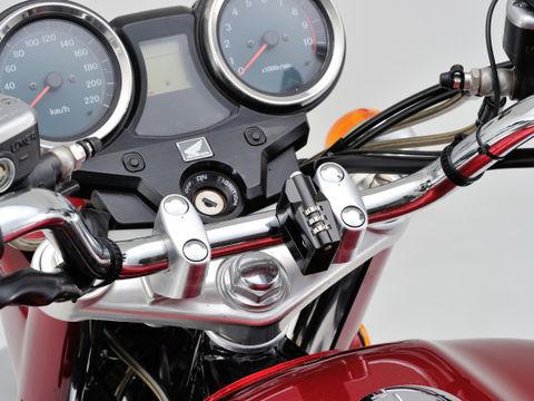 デイトナ 汎用ヘルメットロック
