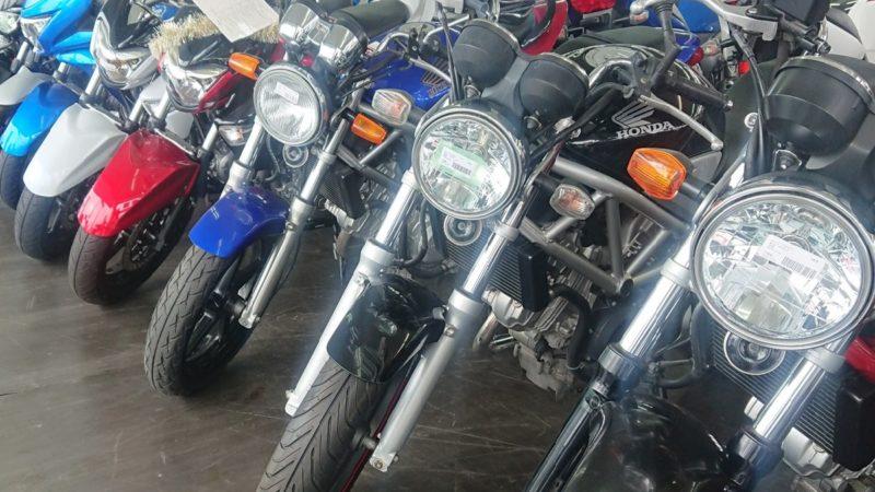 バイクショップの種類