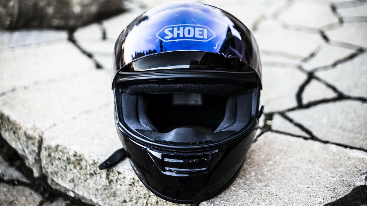 バイクのヘルメットの種類