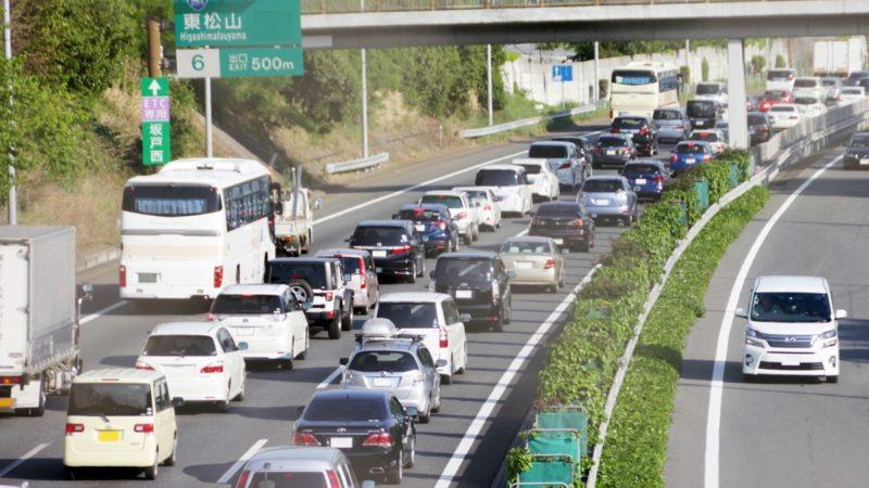 真夏の渋滞時には特にオーバーヒートしやすい!