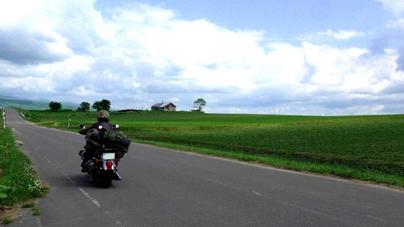 バイクを輸送するという方法もあり