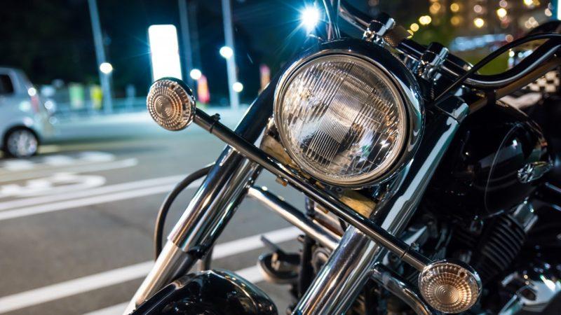 バイクで走っている時の虫対策