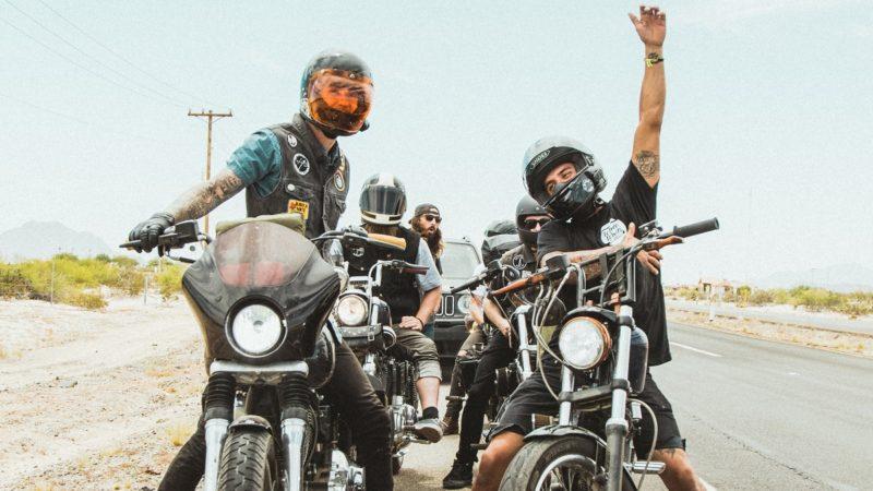 バイク友達やツーリング仲間