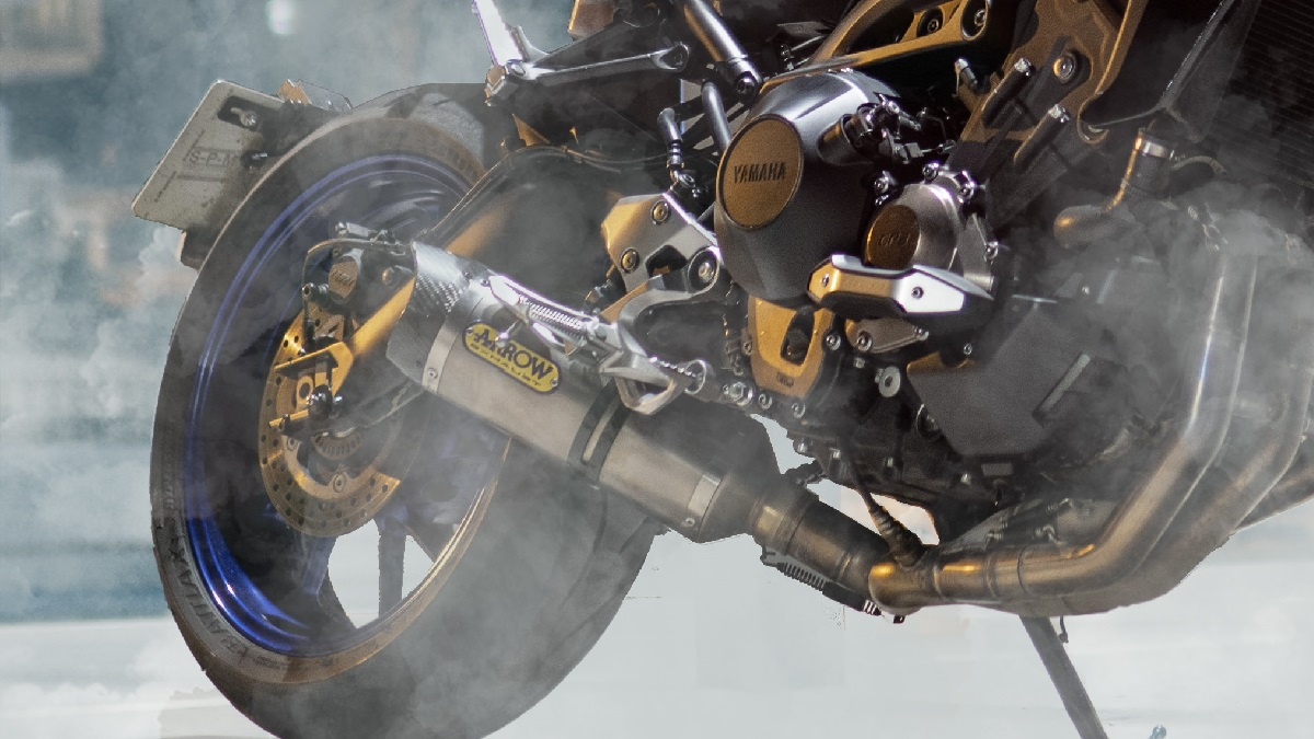 バイクの車検で必要なガスレポって何?無い時の再発行方法