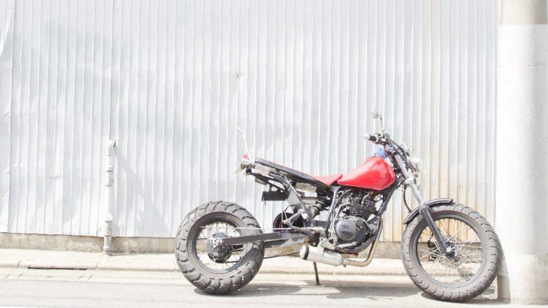 バイクの押しがけの方法