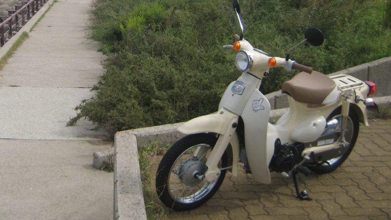 原付バイクの登録に必要なものと書類