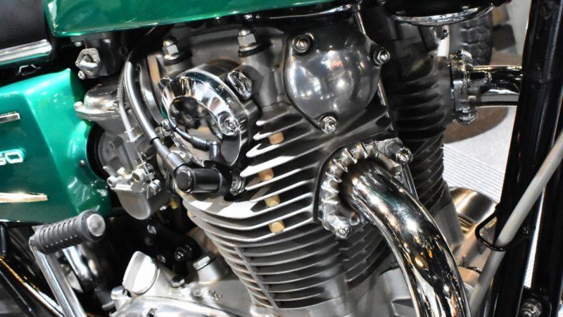 バイクの暖気運転の目的と効果