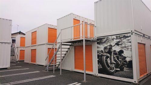 バイクの月極駐車場やコンテナの探し方!おすすめサイトも紹介
