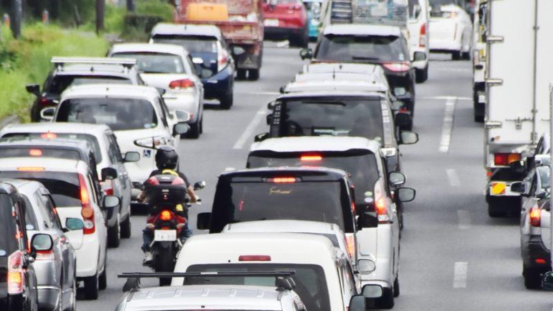 バイク通勤で労災保険適用される?