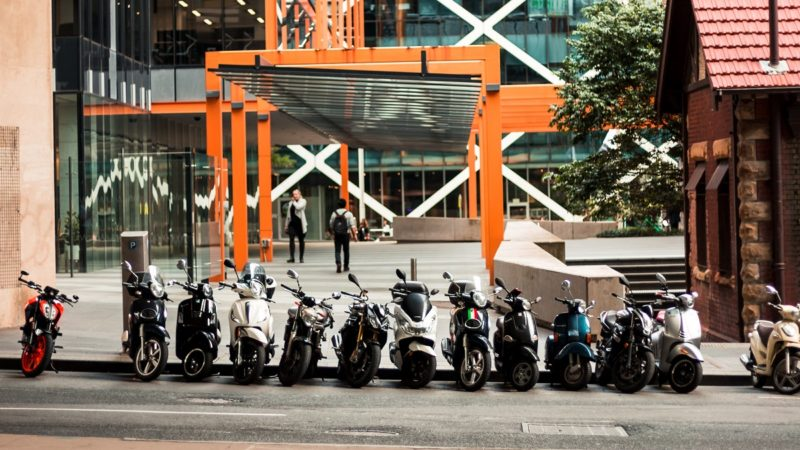 バイク通勤の始め方と注意点