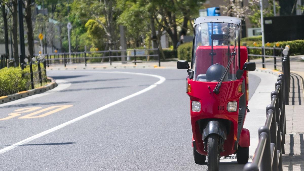 原付バイクのミニカー登録とは【水色ナンバー】ノーヘルで乗れる?