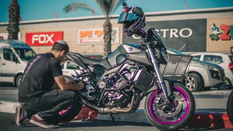 バイクのカスタムをするうえで知っておくべき事