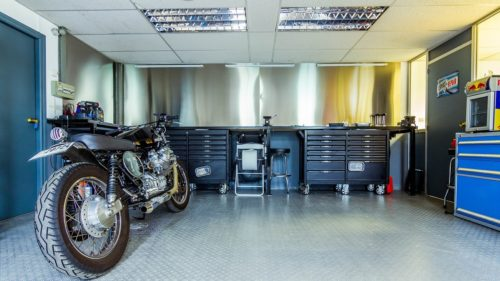 バイクを買う時に車庫証明は必要なの?いらないの?