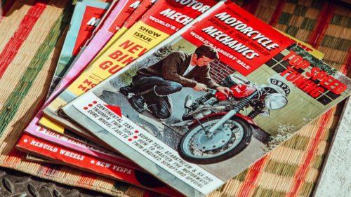 おすすめのバイク雑誌