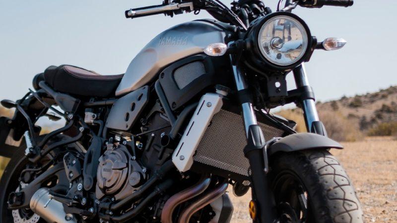 バイクの水冷エンジンの仕組み