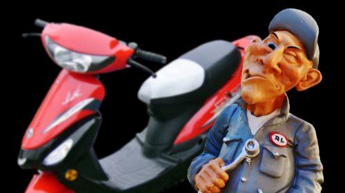 バイクの修理期間ってどれくらい?時間が掛かるのは何故?