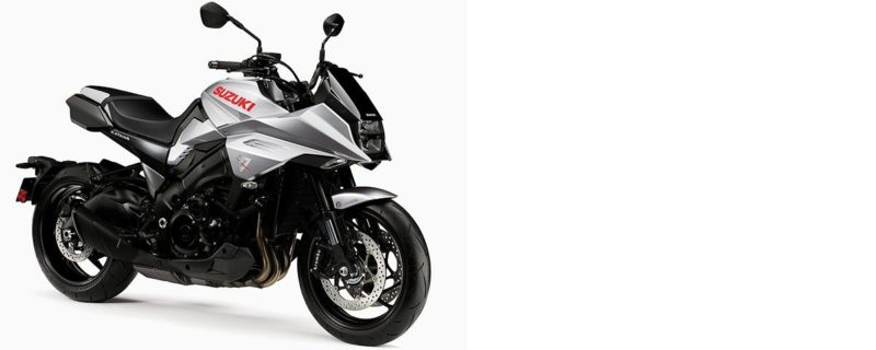 スズキが2019年に満を持して発売したのが「カタナ」。(発表は2018年。)  カタナと言う名前からも、GSX1100S KATANAを復活されたバイクであるのは明らかでした。  テール周りのシュッとした感じは現代風ですが、ボディラインやカラーリング、「刀」のロゴは当時のGSX1100S KATANAと大いにダブりますね。  中身はネイキッドスポーツのGSX-S1000をベースに、ブレンボ、トラコン、イージースタートシステム、ローRPMアシスト機能と、最新の機能が搭載され、まさにネオクラシックと言えるバイクではないでしょうか。