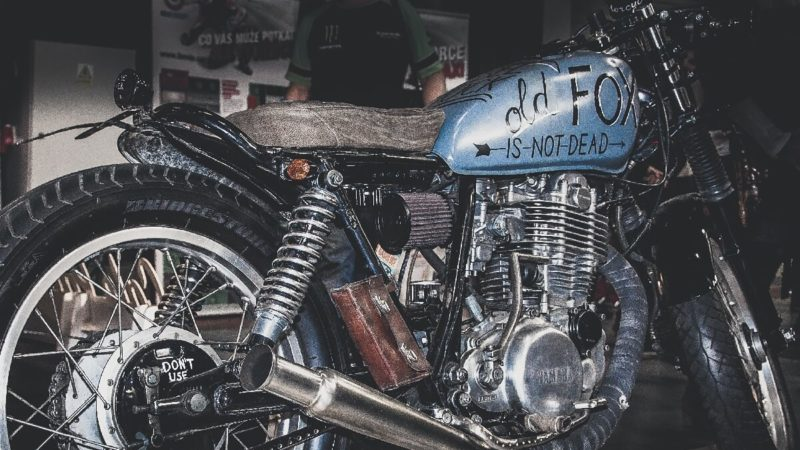 代表的なバイクの保安基準